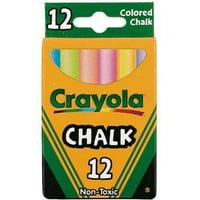 Buy Bulk: Crayola Colored Chalk (Case of 36)