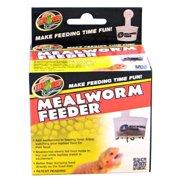 Zoo Med Hanging Mealworm Feeder Mealworm Feeder