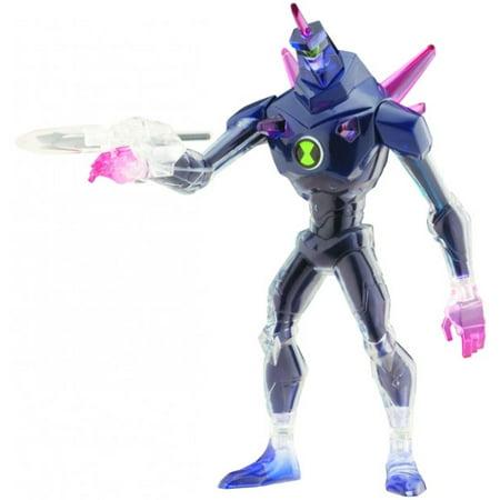 """Ben 10 Alien Force DNA Alien Heroes Chromastone 6"""" Action Figure"""