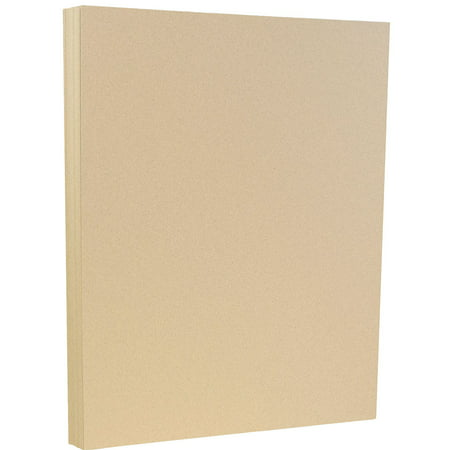 JAM Paper Recycled Cardstock, 8.5