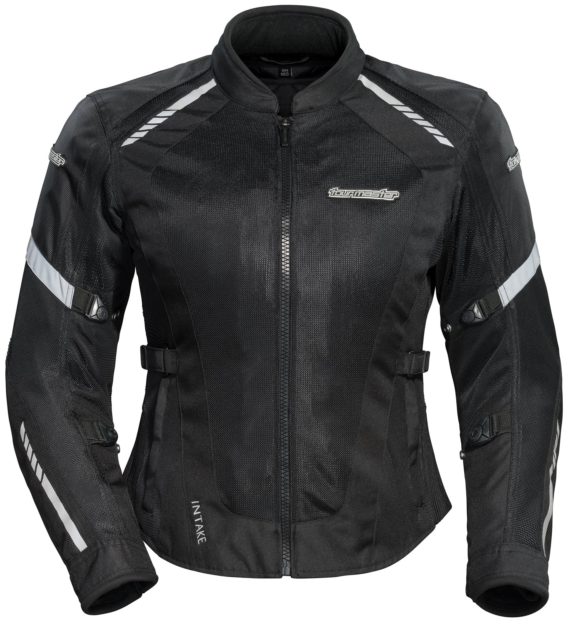 Tourmaster Intake Air 5.0 Mens Textile Jacket Black