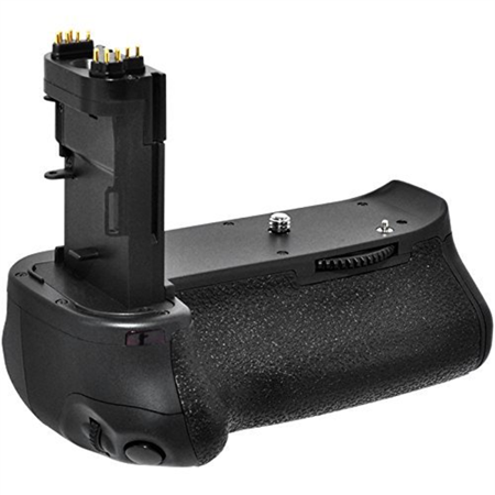 Zeikos Battery Grip - Zeikos ZE-CBG70D Professional Battery Grip Holder for Canon EOS 70D Camera DSLR Replacement (Black)