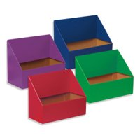 Classroom Keepers Folder Holder Assortment, Assorted Colors, 4 Pieces