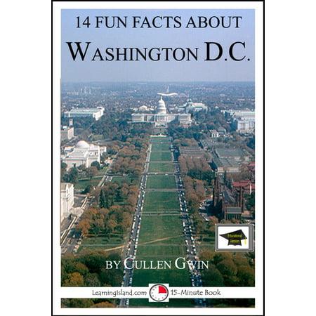 14 Fun Facts About Washington DC: Educational Version - eBook](Fun Fact About Halloween 2017)