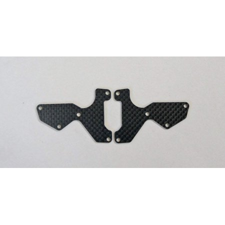 HRP Graphite Front Lower Suspension Arm Mount Plate