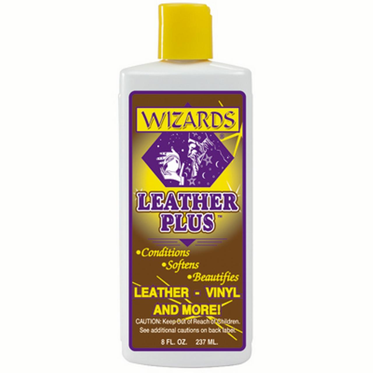 Leather Plus 8Oz