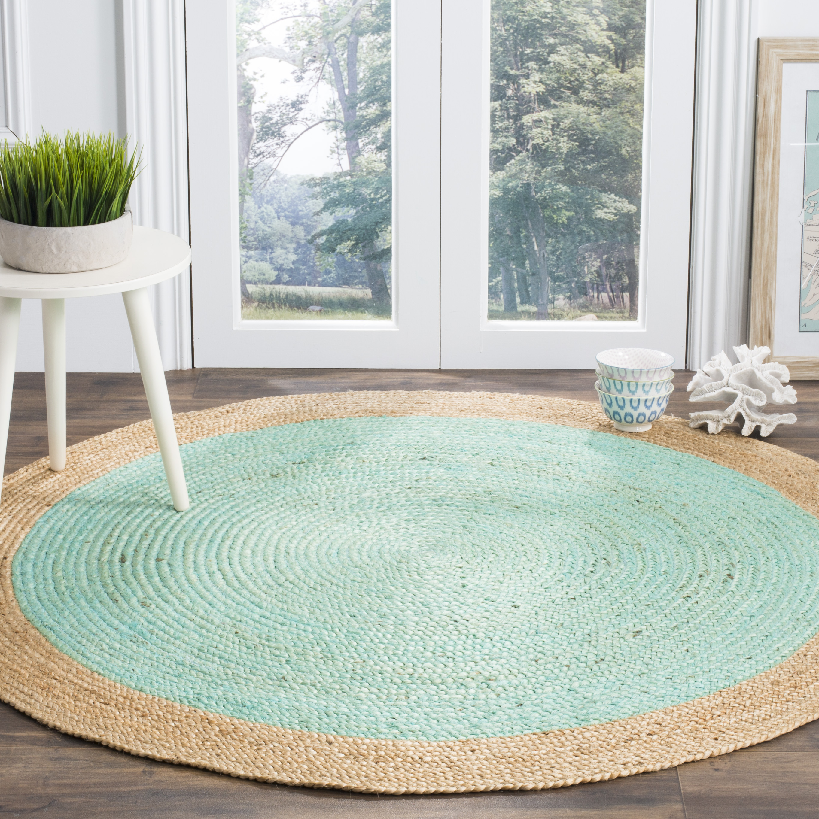 Safavieh Natural Fiber Cebrail Braided Area Rug