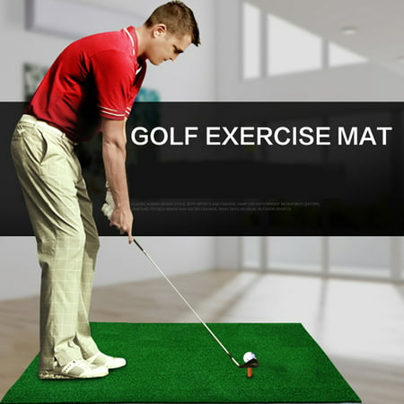 Backyard Golf Mat Golf Training Aids Outdoor and Indoor Hitting Pad Practice Grass Mats Golf Training Mat Grassroots