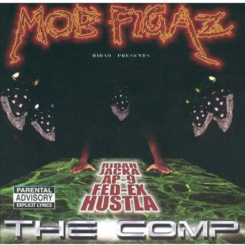 Mob Figaz - Comp [CD]