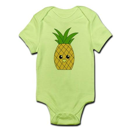 faaee960f37 CafePress - Pineapple Infant Bodysuit - Baby Light Bodysuit ...
