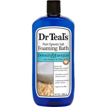 Body Washes & Gels: Dr Teal's Foaming Bath