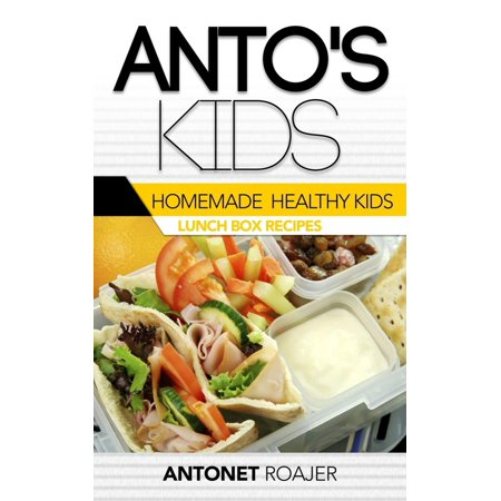 Homemade Healthy Kids Lunch Box recipes - eBook](Valentines Boxes Homemade)