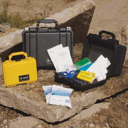 RAPID COMFORT 9M064 Waterproof First Aid Kit Refill, Bulk