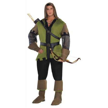 Prince of Thieves Adult Costume - XX-Large