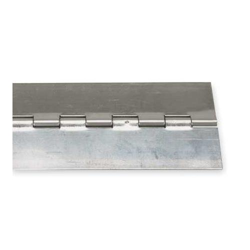 "MARLBORO 4PPU9 5//8/""W x 3-5//32/""H Mill Stainless Steel Weld-On Hinge"