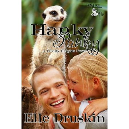 Hanky Panky - eBook - New Hanky Panky