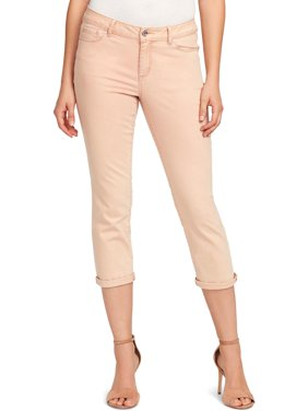 097780aeb Product Image Vintage America Womens Colored Boho Cropped Jeans