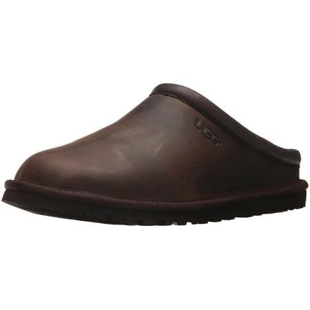 232ea00eda9 UGG 1011413-STT: Classic Clog Mens Slippers