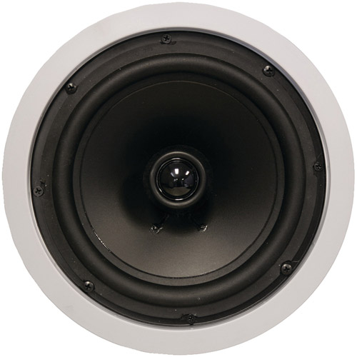 "Architech Pro Series AP-801 8"" 2-Way Round In-Ceiling Loudspeakers"