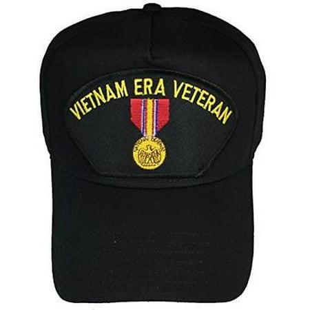 VIETNAM ERA VETERAN W/ NATIONAL DEFENSE MEDAL HAT CAP WAR SE ASIA