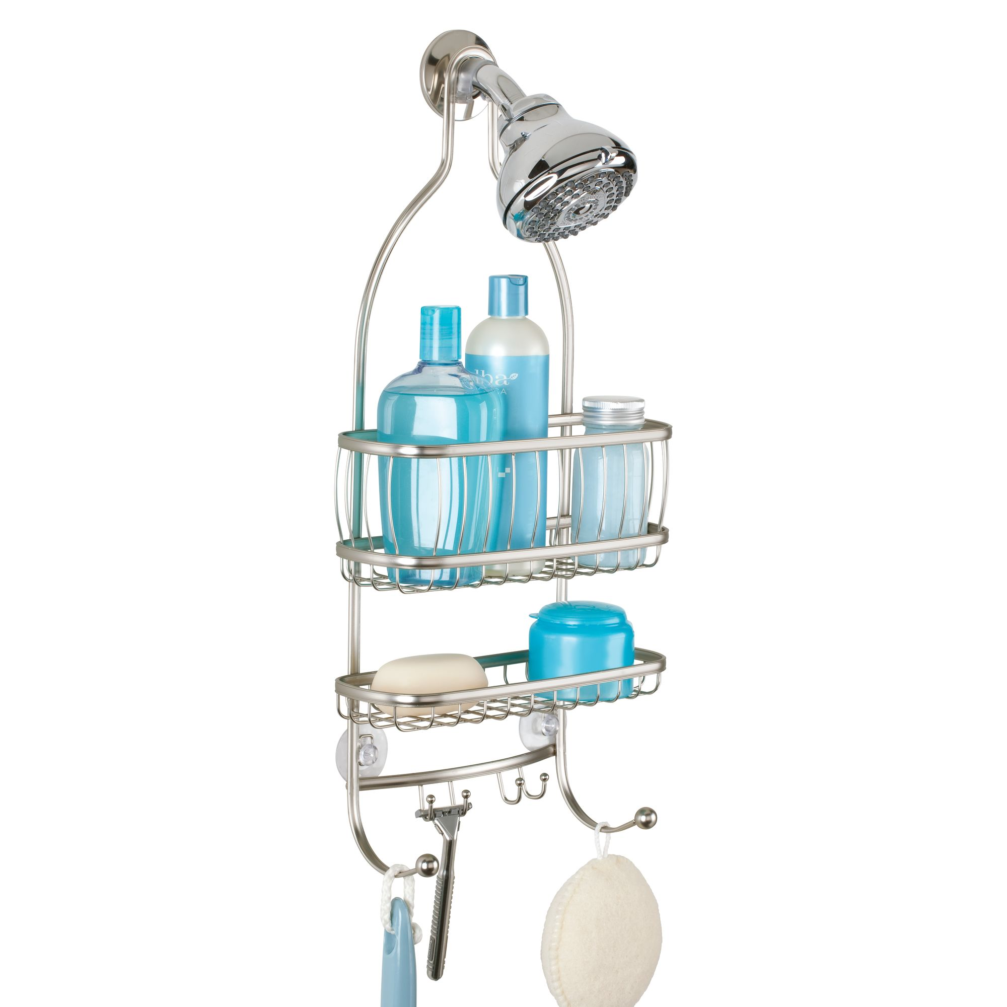 InterDesign York Lyra Shower Caddy - Walmart.com