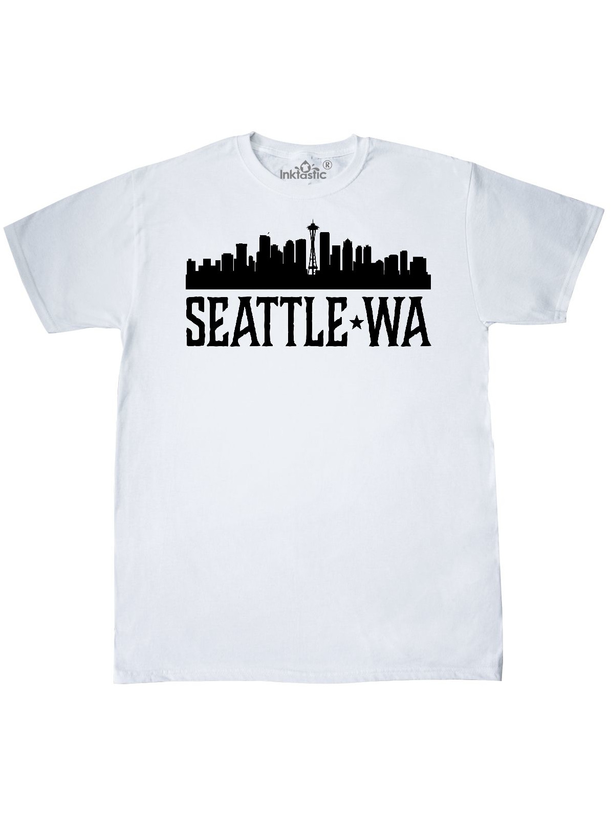BVB-Skyline T-Shirt M