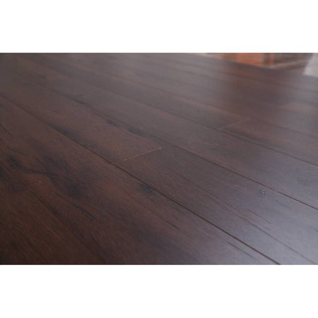 Dekorman 12mm AC3 Country Collection Laminate Flooring - Brown - Laminate Reducer Laminate Moldings