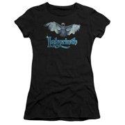 Labyrinth Title Sequence Juniors Short Sleeve Shirt