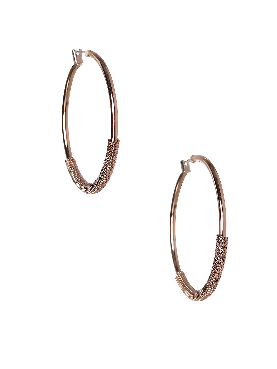 Basic Round Wire Earrings
