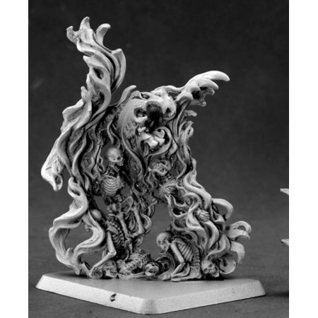 - Reaper Miniatures Night Spectre #14547 Necropolis Unpainted RPG D&D Mini Figure