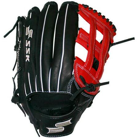 "SSK 12.75"" Edge Pro Series H-Web Baseball Glove, Left Hand Throw"