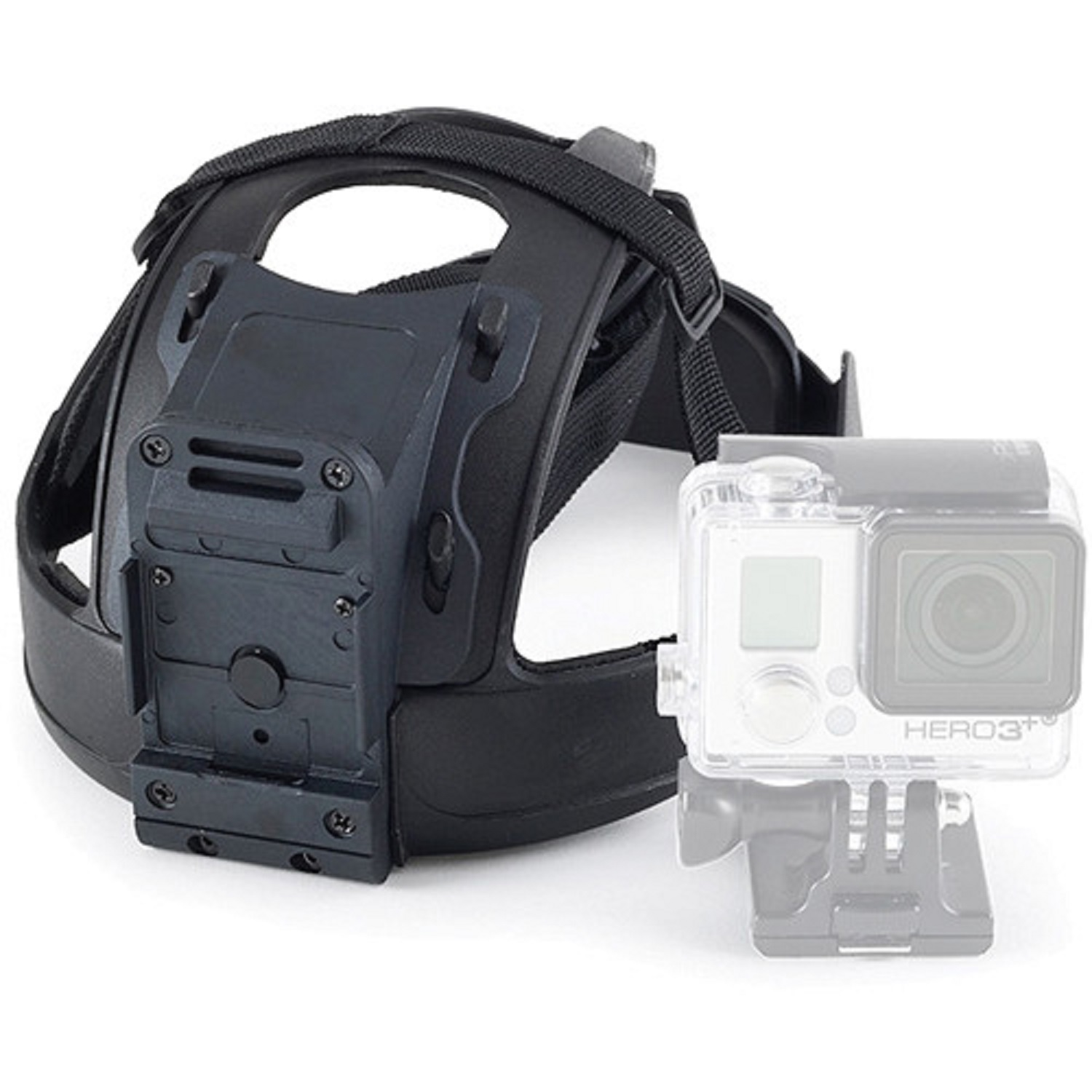 Bering Optics Hard Hat Design Headgear for GoPro Camera