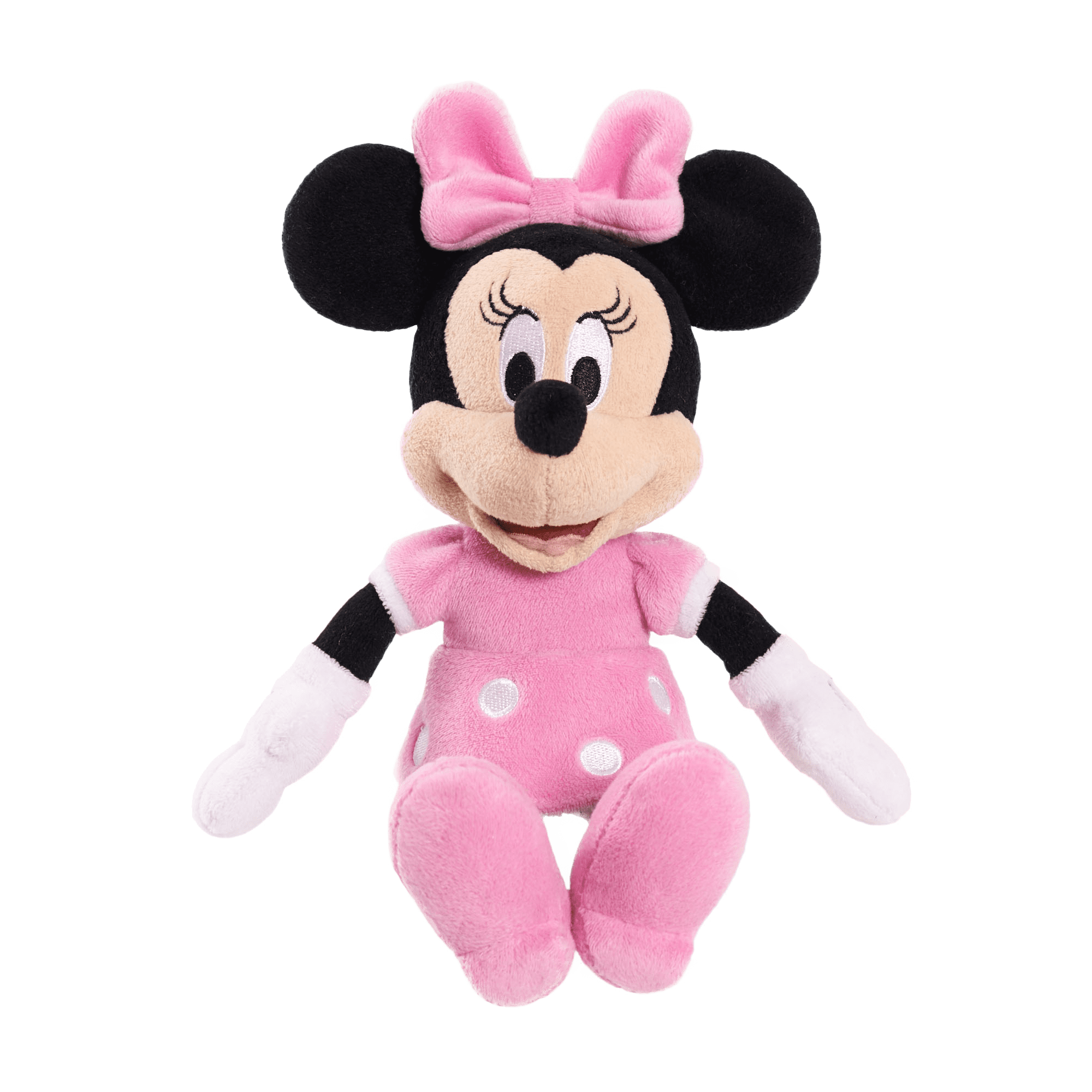 Mickey Mouse & Friends - Minnie Standard Outfit Bean Bag Plush