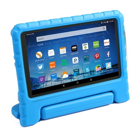 HDE Kids Shockproof Case fits Fire 7 - Lightweight Protective Childproof Cover Drop