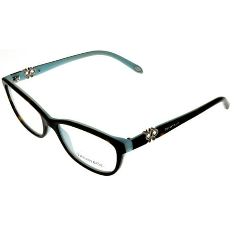 a53b2c2c9c Tiffany Prescription Eyeglasses Frame Women TF 2051-B 8134 Rectangular -  Walmart.com