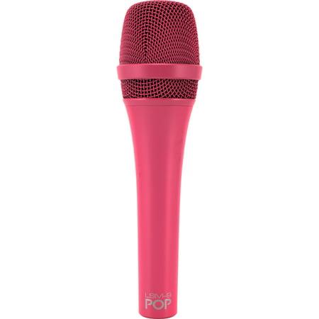 MXL POP Premium Dynamic Vocal Microphone (Mxl Genesis Tube Microphone)