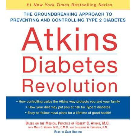 Atkins Diabetes Revolution - Audiobook