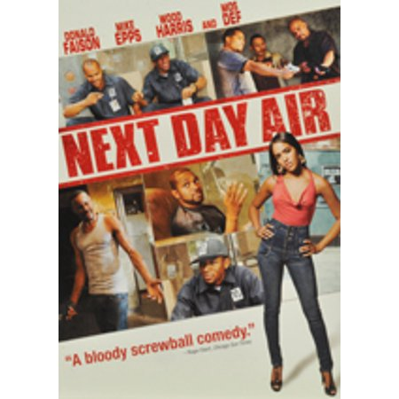 Next Day Air (DVD) (Next Day Air Tracking)