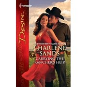Carrying the Rancher's Heir - eBook