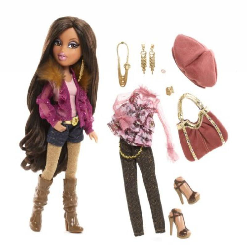 Bratz Party Doll- Yasmin by MGA Entertainment