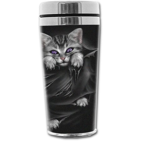 Eye Spiral - Spiral Direct BRIGHT EYES Other Thermo Travel Mug - Flask 0.45LCat |Rips |Cute