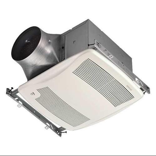 BROAN XB110H Bathroom Fan, 110 CFM, 0.3A, 48W