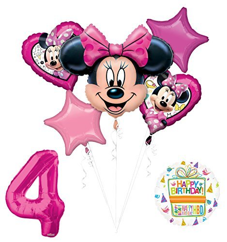 Giant MICKEY// MINNIE MOUSE WHOLE BODY FIGURE FOIL BALLONS