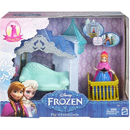 Ana Frozen (Disney Frozen Small Doll Anna and Palace Play)