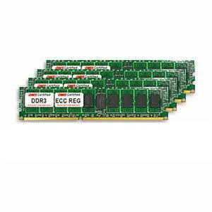 DDR3-1866 PC3-14900 ECC Registered 240 Pin DIMM MF622G//A x 4 64GB for Apple Mac Pro 6,1 Late 2013 4 x 16GB