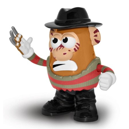 Mr. Potato Head as Freddy - Freddy Krueger Caterpillar