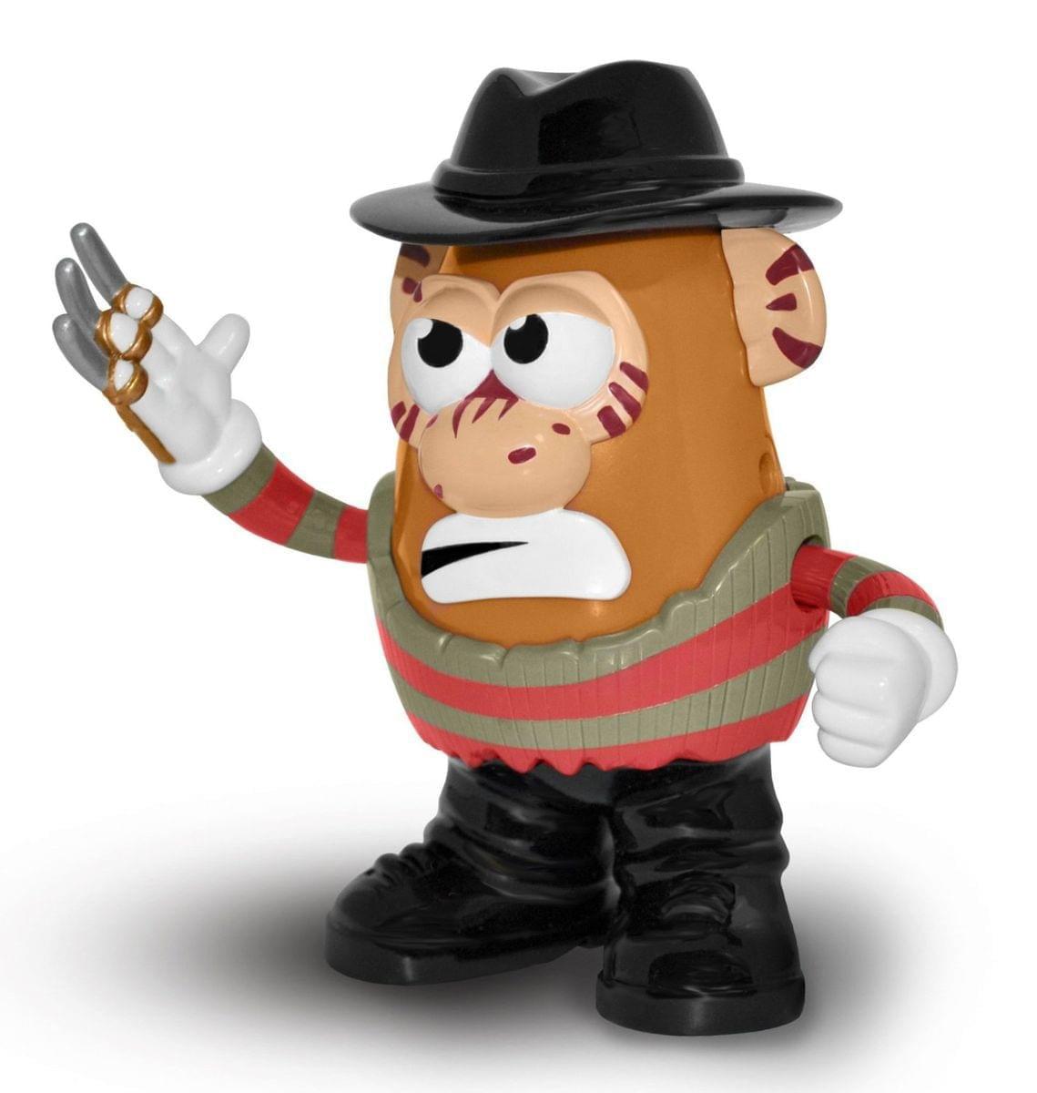 Mr. Potato Head as Freddy Krueger