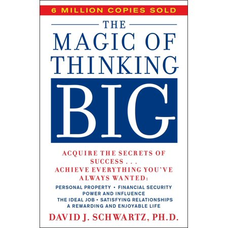 Big Magic - Magic Of Thinking Big