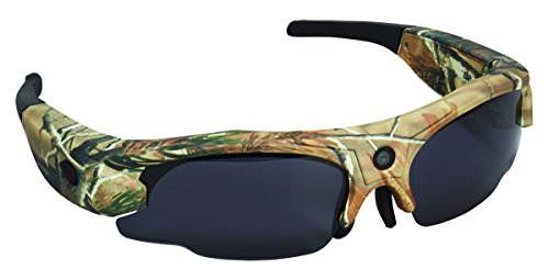 Hunters Specialties i-KAM XTREME HD Video Eyewear, Realtree Camo by Hunter's Specialties Inc.