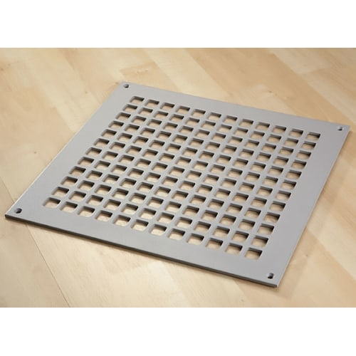 "Reggio Registers G1414-SH Grid Series 12"" x 12"" Grille with Mounting Holes"